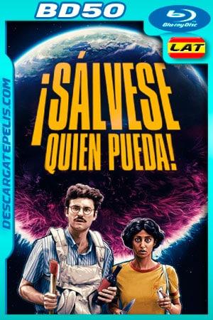 ¡Sálvese quien pueda! (2020) 1080p BD50 Latino