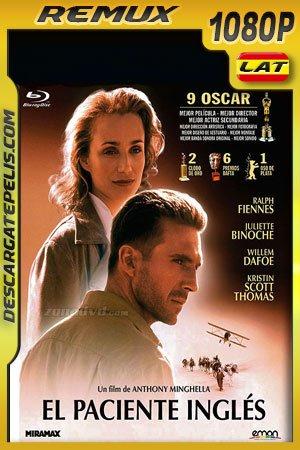 El paciente inglés (1996) 1080p BDRemux Latino – Ingles