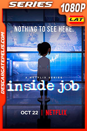 Trabajo incógnito (2021) Temporada 1 1080p WEB-DL Latino