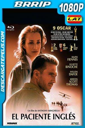El paciente inglés (1996) 1080p BRrip Latino – Ingles