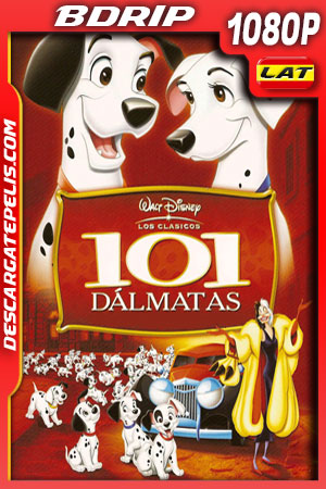 101 dálmatas (1961) 1080p BDrip Latino