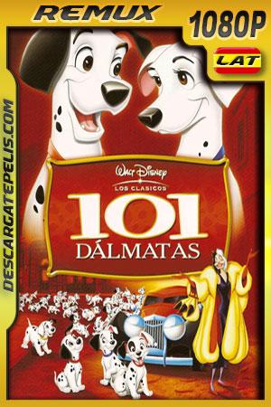 101 dálmatas (1961) 1080p Remux Latino