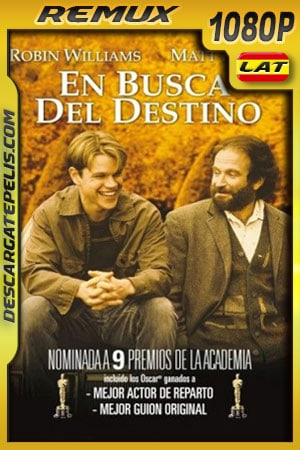 En busca del destino (1997) 1080p BDRemux Latino – Ingles