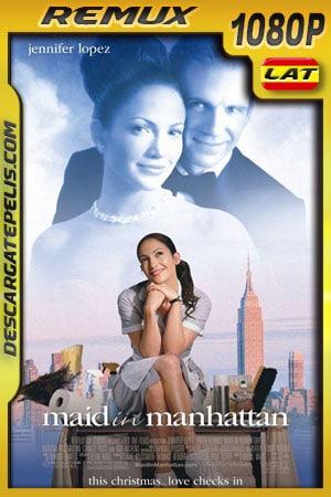 Maid in Manhattan (2002) 1080p BDRemux Latino – Ingles