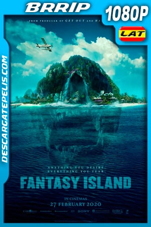 La isla de la fantasía (2020) 1080P BRRIP UNRATED Latino – Ingles