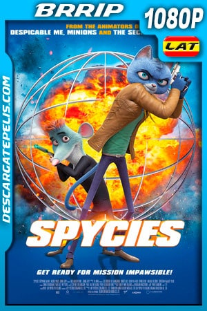 Spycies (2020) 1080P BRRIP Latino – Ingles