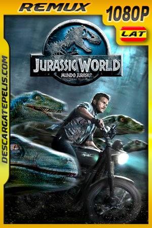 Jurassic World: Mundo Jurásico (2015) 1080P BDREMUX Latino – Ingles