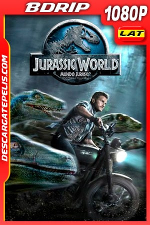 Jurassic World: Mundo Jurásico (2015) 1080P BDRIP Latino – Ingles