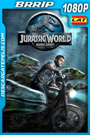 Jurassic World Mundo Jurásico (2015) 1080P BRRIP Latino – Ingles