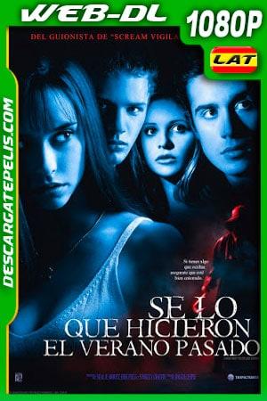 Sé Lo Que Hicieron El Verano Pasado (1997) 1080P WEB-DL Latino – Ingles