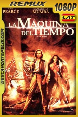 La máquina del tiempo (2002) 1080p BDRemux Latino – Ingles