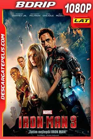 Iron Man 3 (2013) 1080p BDrip Latino – Inglés