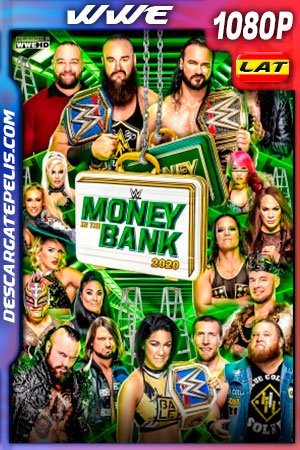 WWE Money in the Bank (2020) HD 1080p Latino – Ingles
