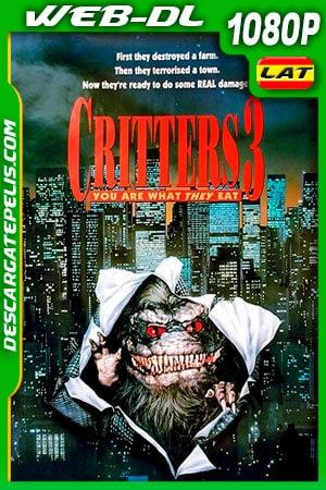 Critters 3: Se Comen Todo! (1991) 1080P WEB-DL Latino – Ingles