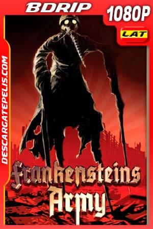El Ejercito De Frankenstein (2013) 1080P BDRIP Latino – Ingles
