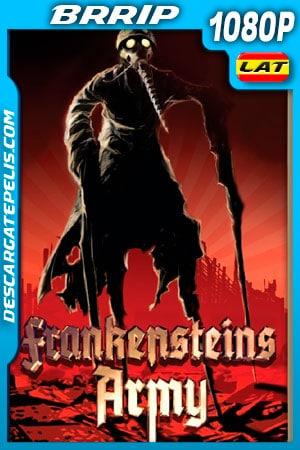 El Ejercito De Frankenstein (2013) 1080P BRRIP Latino – Ingles