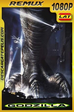 Godzilla (1998) 1080P BDREMUX Latino – Ingles