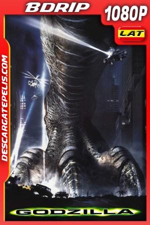 Godzilla (1998) 1080P BDRIP Latino – Ingles
