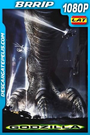 Godzilla (1998) 1080P BRRIP Latino – Ingles