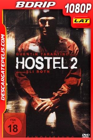 Hostel 2 (2007) 1080P BRRIP Latino – Ingles