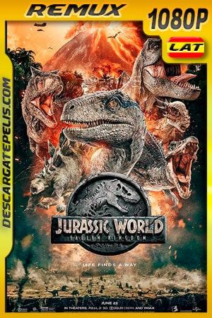 Jurassic World: El Reino Caído (2018) 1080P BDREMUX Latino – Ingles