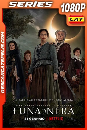 Luna Nera (2020) 1080p WEB-DL Latino – Ingles – Italiano