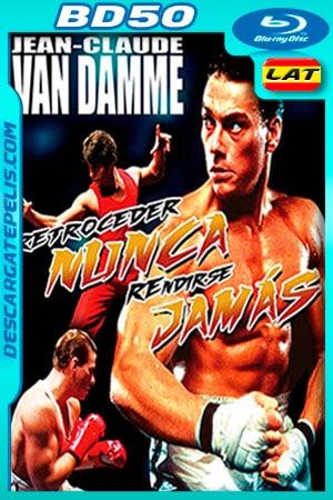 Retroceder Nunca Rendirse Jamas (1986) 1080P BD50 Latino – Ingles