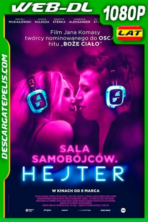 The Hater (2020) 1080P WEB-DL NF Latino – Ingles
