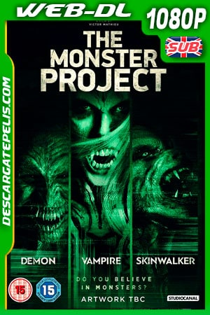 The Monster Project (2017) 1080P WEB-DL