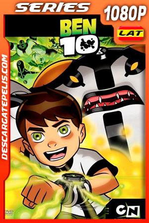 Ben 10 (2006) Temporada 2 1080p WEB-DL Latino