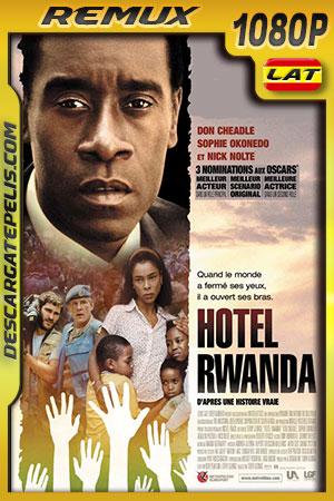 Hotel Rwanda (2004) 1080p Remux Latino