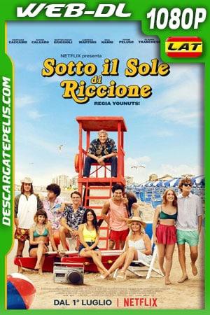 Bajo el sol de Riccione (2020) 1080p WEB-DL  Latino – Ingles – Italiano