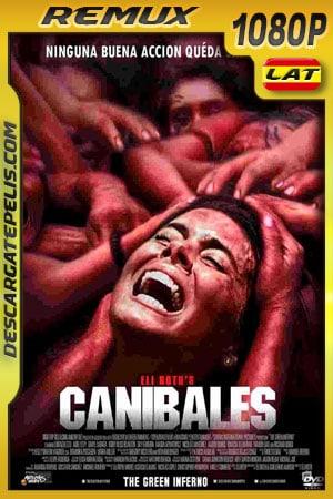 Caníbales (2013) 1080p BDRemux Latino – Ingles