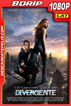 Divergente (2014) 1080p BDrip Latino – Ingles