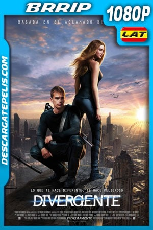 Divergente (2014) 1080p BRrip Latino – Ingles