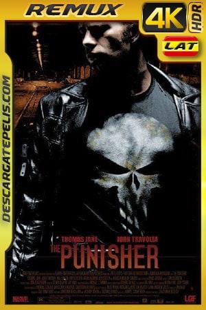 El castigador (2004) 4k BDRemux HDR Latino – Ingles