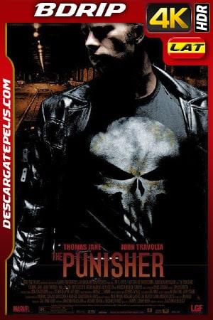 El castigador (2004) 4k BDrip HDR Latino – Ingles