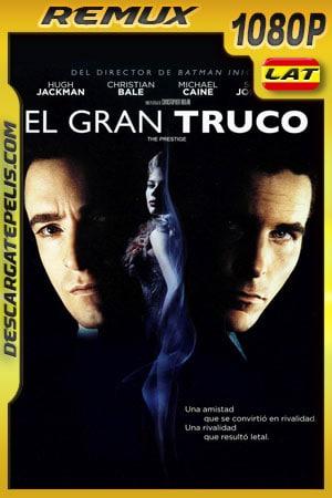 El gran truco (2006) 1080p BDRemux Latino – Ingles