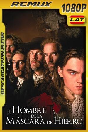 El hombre de la máscara de hierro (1998) 1080p BDRemux Latino – Ingles