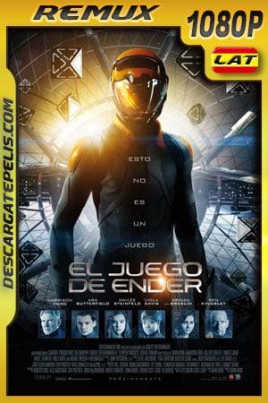 El juego de Ender (2013) 1080p BDRemux Latino – Ingles