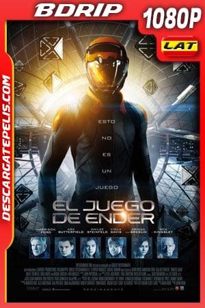 El juego de Ender (2013) 1080p BDrip Latino – Ingles
