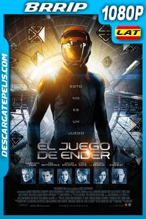 El juego de Ender (2013) 1080p BRrip Latino – Ingles