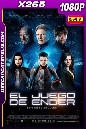 El juego de Ender (2013) 1080p X265 BDrip Latino – Ingles