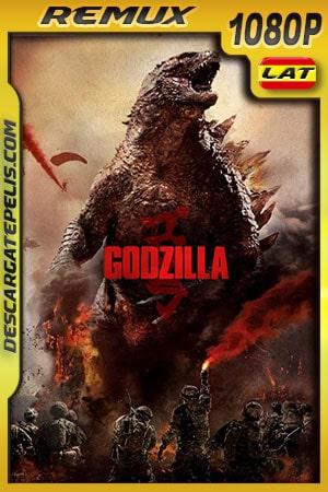 Godzilla (2014) 1080p BDRemux Latino – Ingles