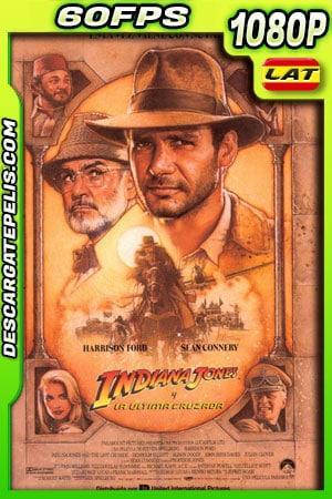 Indiana Jones y la última cruzada (1989) 1080p 60FPS BDrip Latino – Ingles