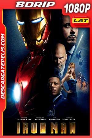 Iron man 2008 1080p BDrip Latino – Inglés