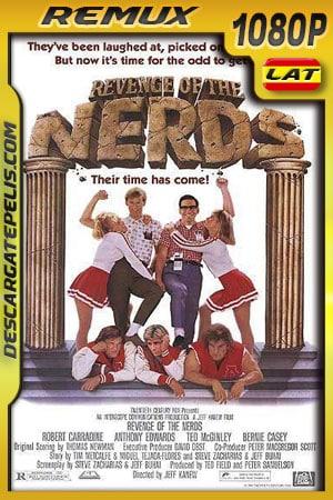 La venganza de los nerds (1984) 1080p BDRemux Latino – Ingles