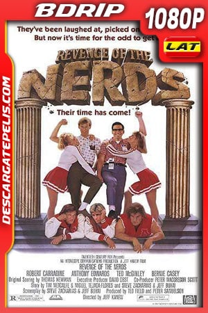 La venganza de los nerds (1984) 1080p BDrip Latino – Ingles