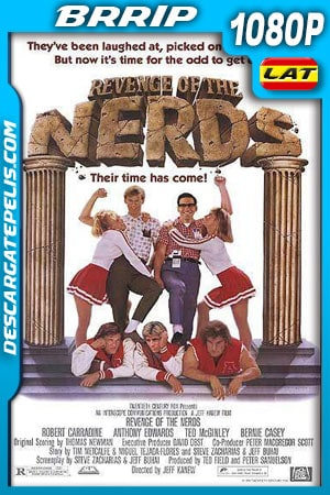 La venganza de los nerds (1984) 1080p BRrip Latino – Ingles
