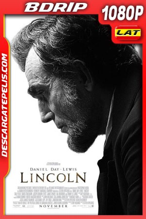 Lincoln (2012) 1080p BDrip Latino – Ingles
